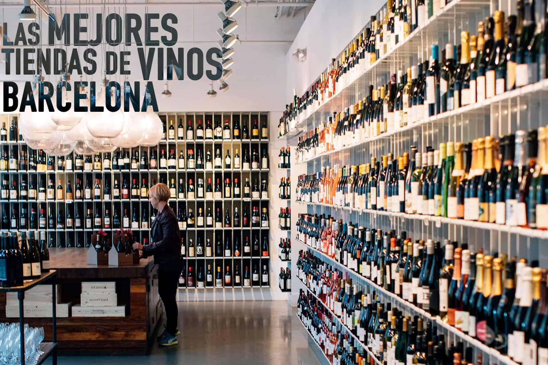 Tiendas de vinos de Barcelona Gastromarkit